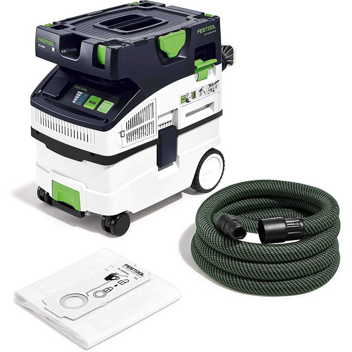 Festool bluetooth vacuum