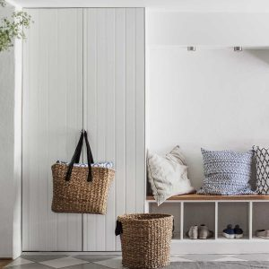 How to Organize a Small Foyer Closet