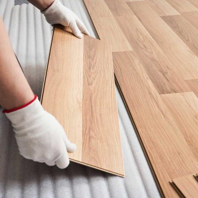 8 Essential Tools For Laminate Flooring, Snap Together Laminate Flooring