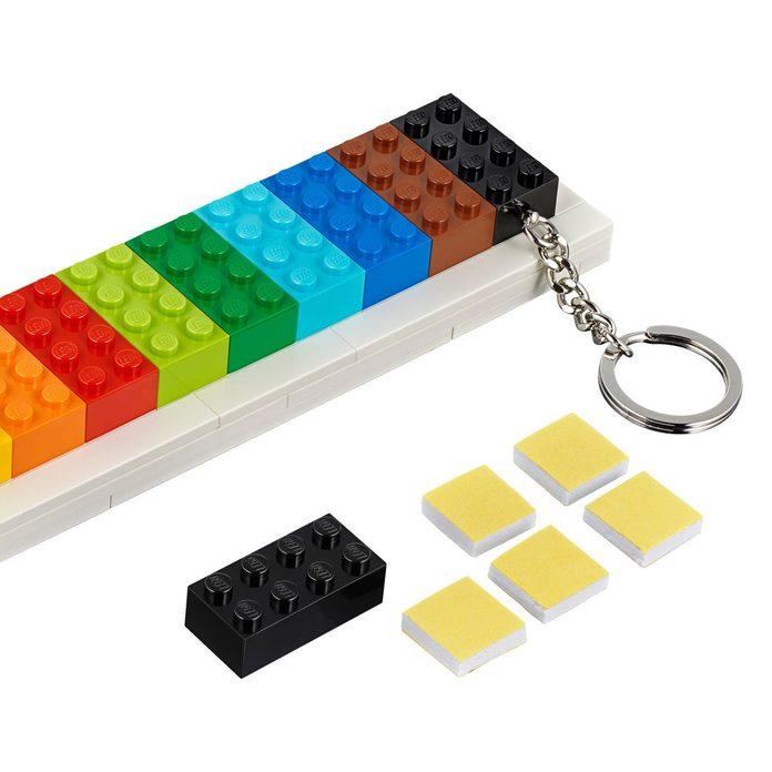 LEGO key hooks