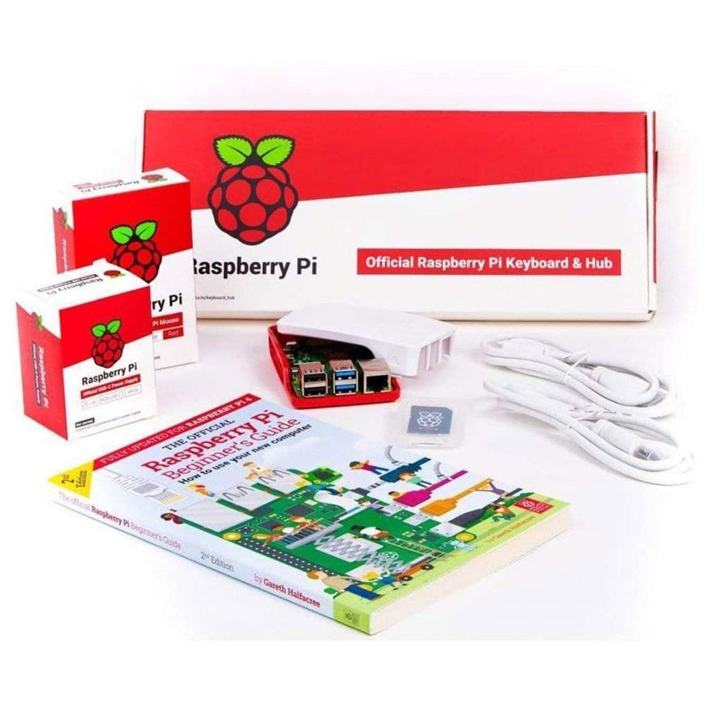 Raspberry Pi Hub Desktop Kit