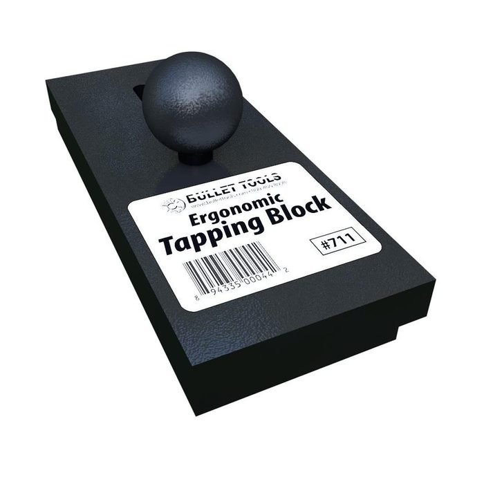 Bullet Tools tapping block