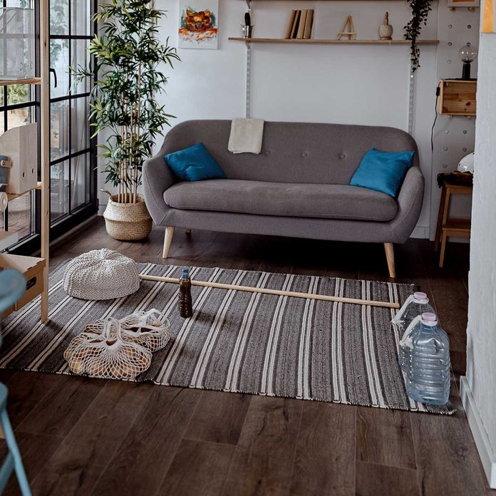 Living Room Gym Gettyimages 1294177821