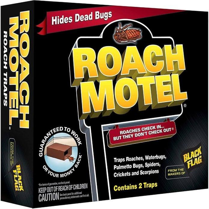 roach motel trap