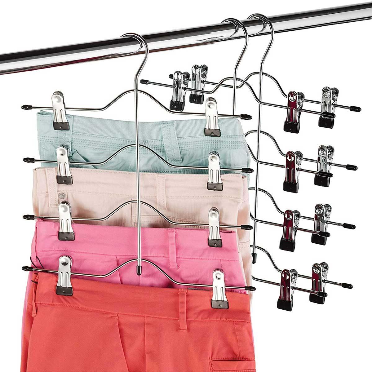 Tiered hangers
