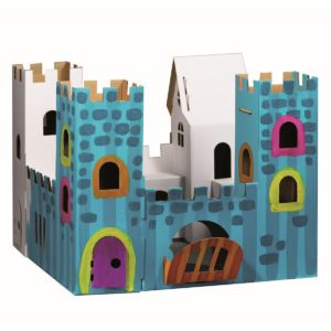 Creative DIY Cardboard Models for Kids
