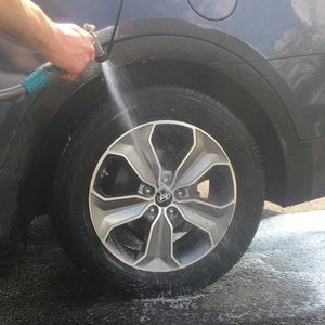 How to Properly Clean Car Tires
