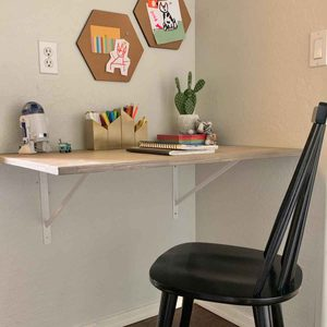 How to Build an Easy DIY Desk for Kids