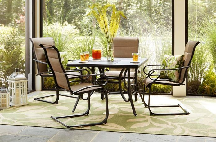 Outdoor Patio Dining Chair set