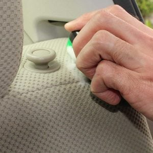 How to Clean Cloth Car Seats