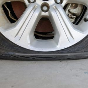 Why Does My Tire Keep Going Flat?