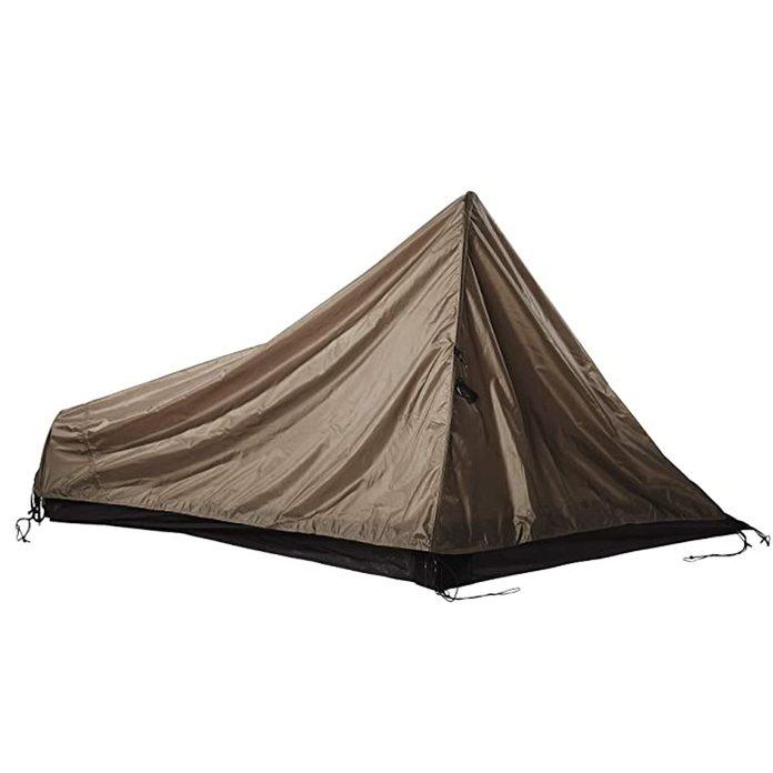 Snow Peak Lago 1 Pro. Air tent