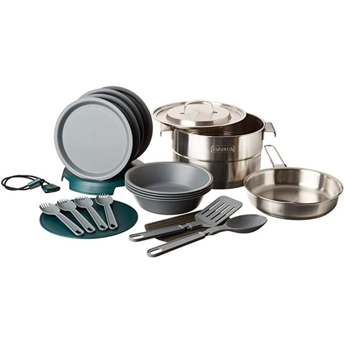 Stanley Accessories Adventure Full Kitchen Base Camp Cook Set