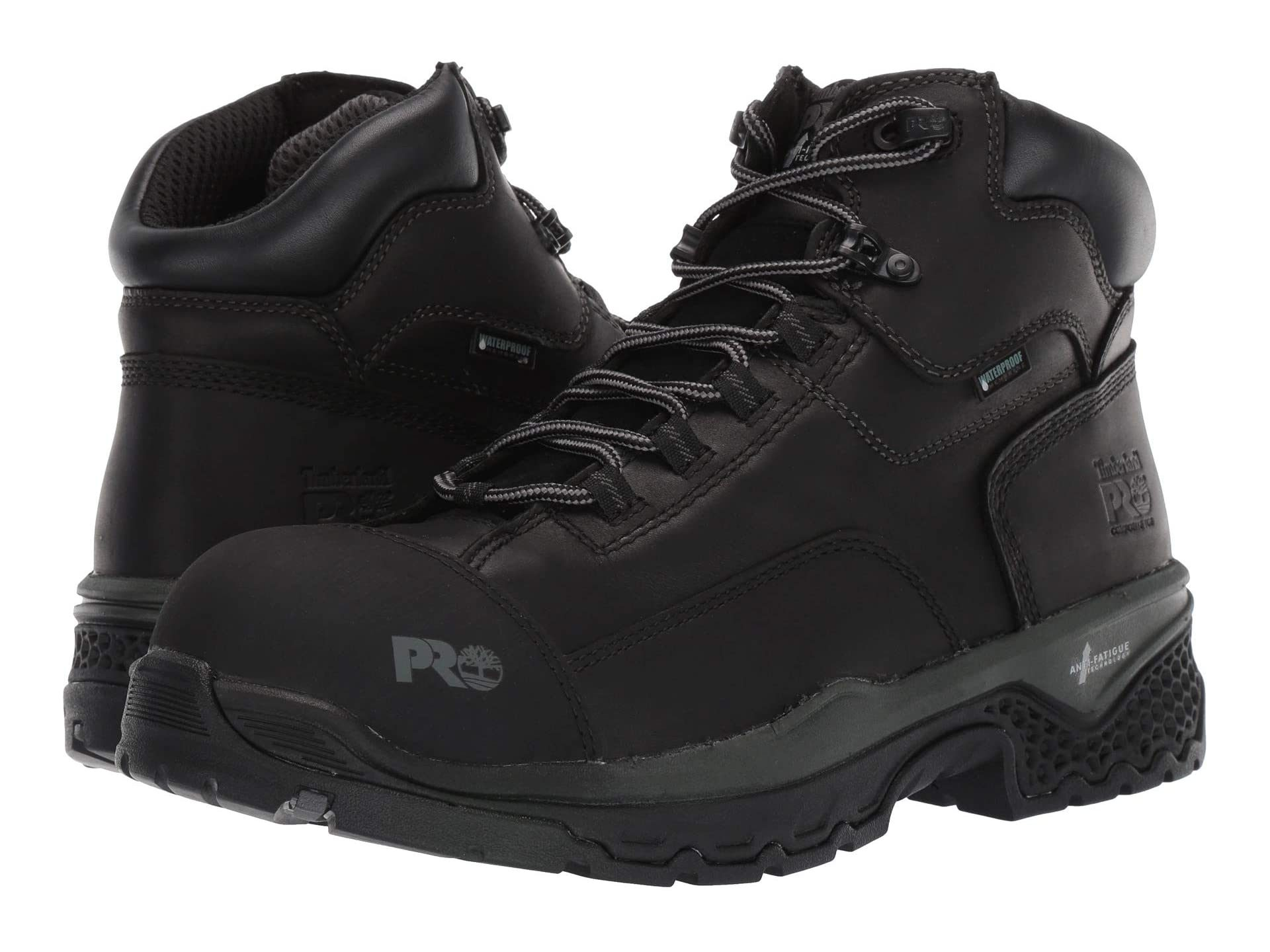 """Timberland PRO 6"""" Bosshog Composite Safety Toe Waterproof work boot"""