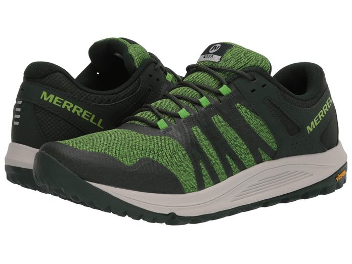 Merrell Nova trail running shoes