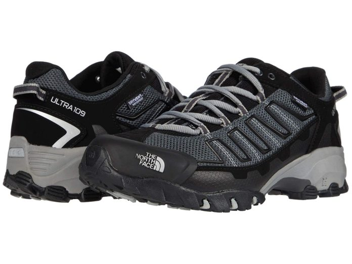The North Face Ultra 109 Waterproof trail shoe