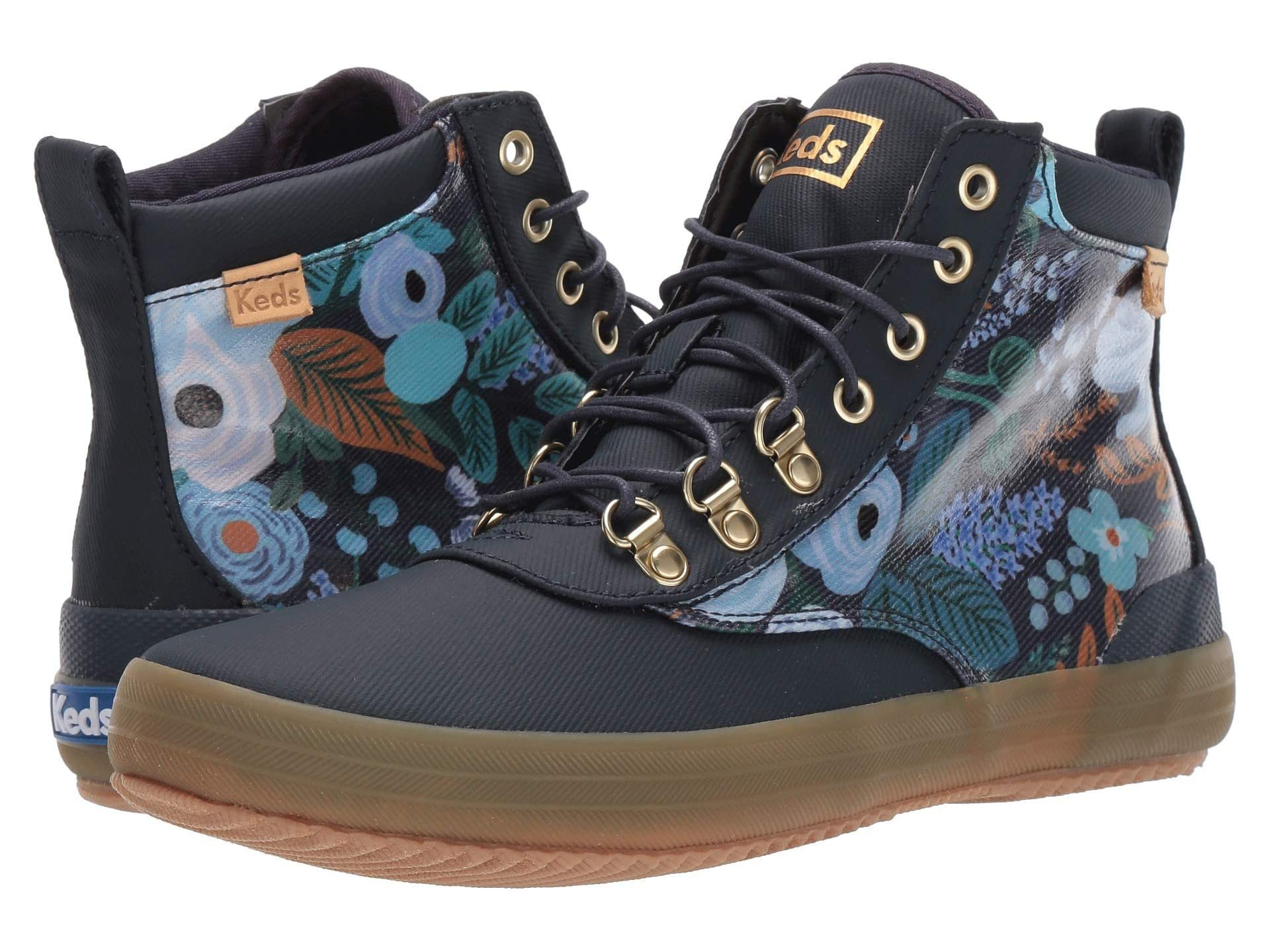 Keds Scout Boot Garden Party shoe