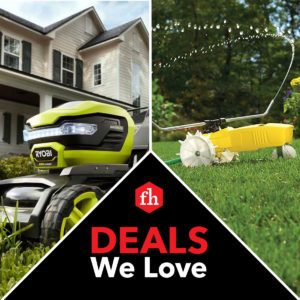 Deals We Love: Lawn Care