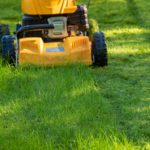 11-Year-Old Mowing Lawns to Raise Money for Social Justice