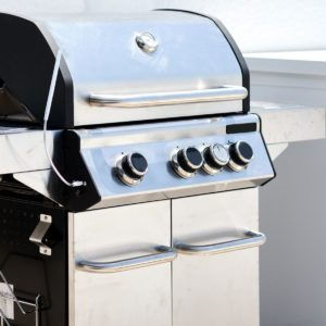 What Are the Different Parts of a Gas Grill?