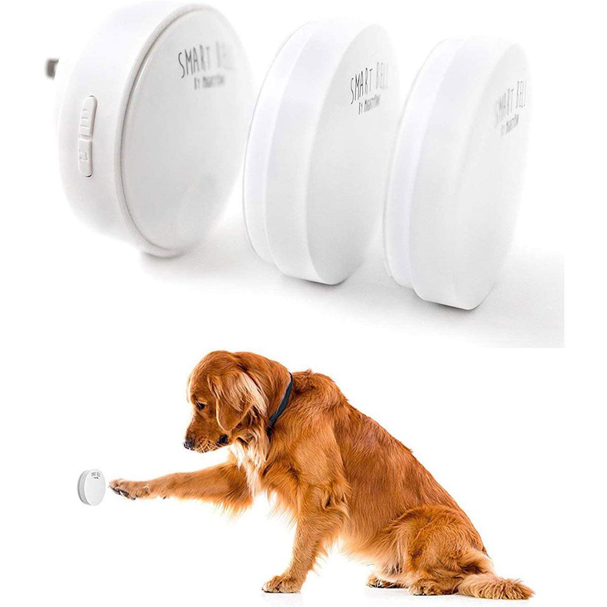 Dog doorbell