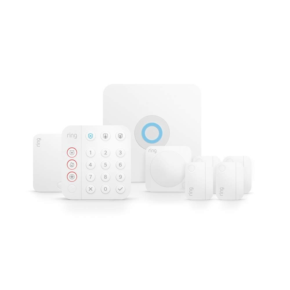 All-new Ring Alarm 8-piece kit