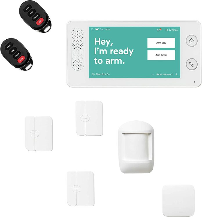 cove wireless security system