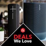 Deals We Love: Outdoor Bluetooth Speakers