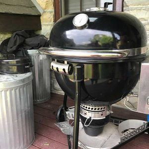 How to Use a Charcoal Grill for the First Time