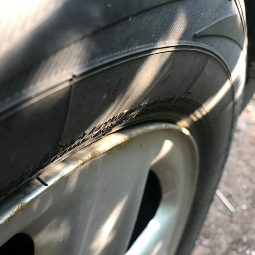 Determine Tire Direction
