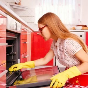 You'll Never Clean Your Oven the Same After This TikTok Hack