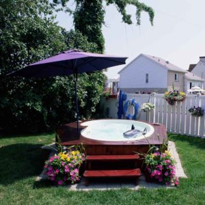 What to Know About Outdoor Hot Tubs
