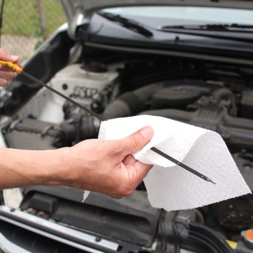 How to Check Oil in a Car