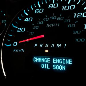 How to Reset the Oil Change Light in a Car