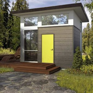 You Need to See This New Tiny House from Amazon