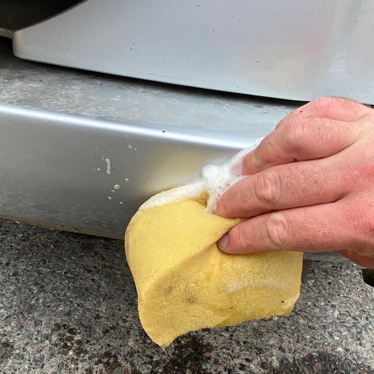 Wash the Bumper