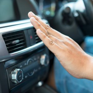 Why Isn't My Car AC Blowing Cold Air?