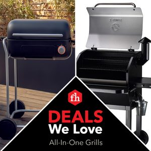Deals We Love: All-In-One Grills