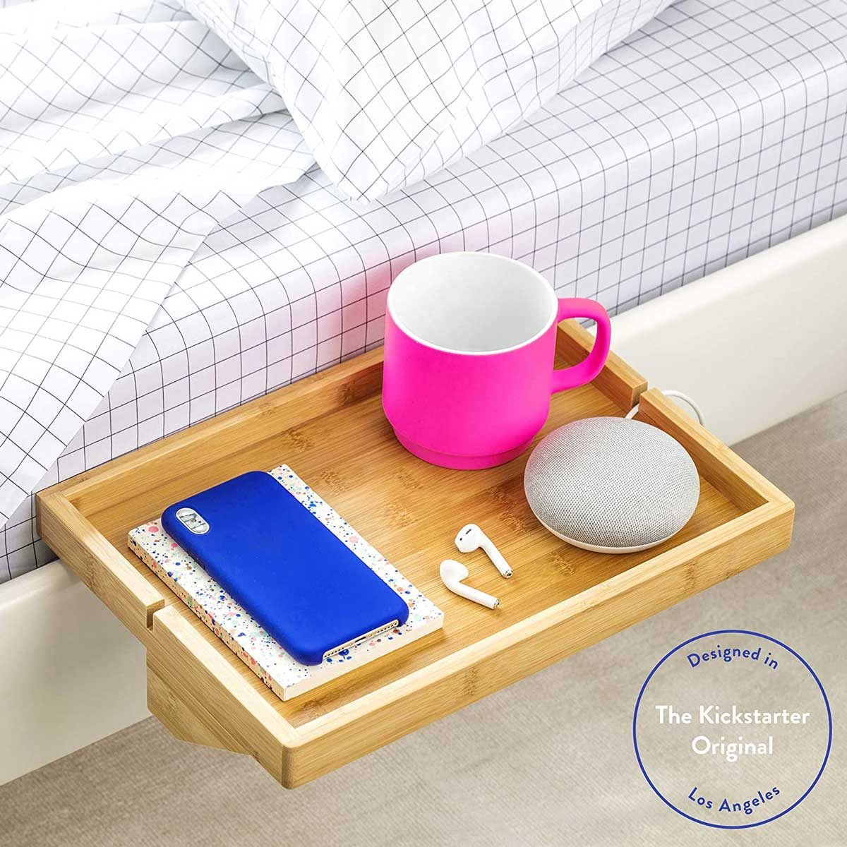 Side tray
