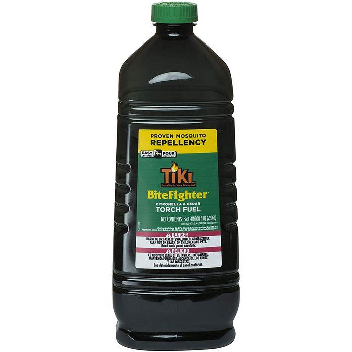 Tiki torch fuel