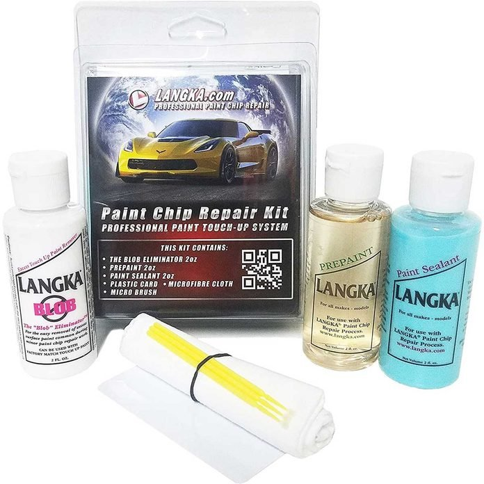 Paint repair kit