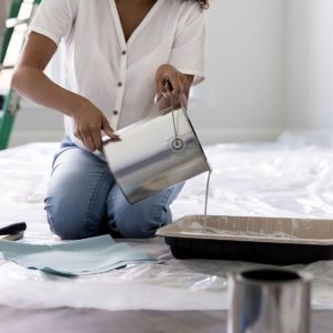 Paint Ideas That Make Small Rooms Look Bigger