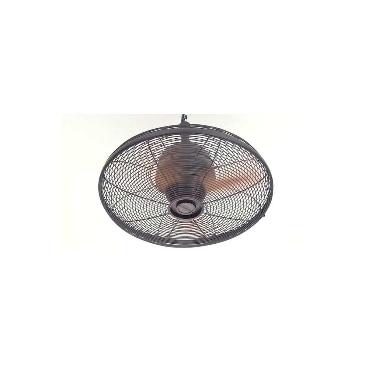 Patio fan