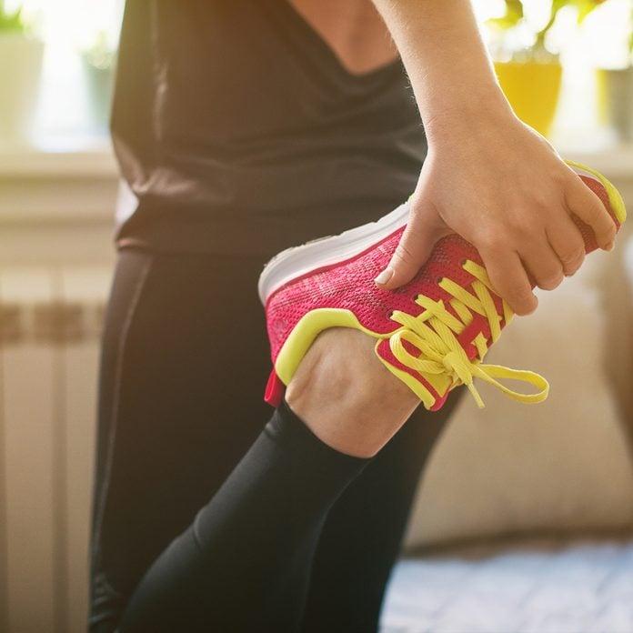 morning run routine