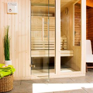 7 Types of Home Saunas