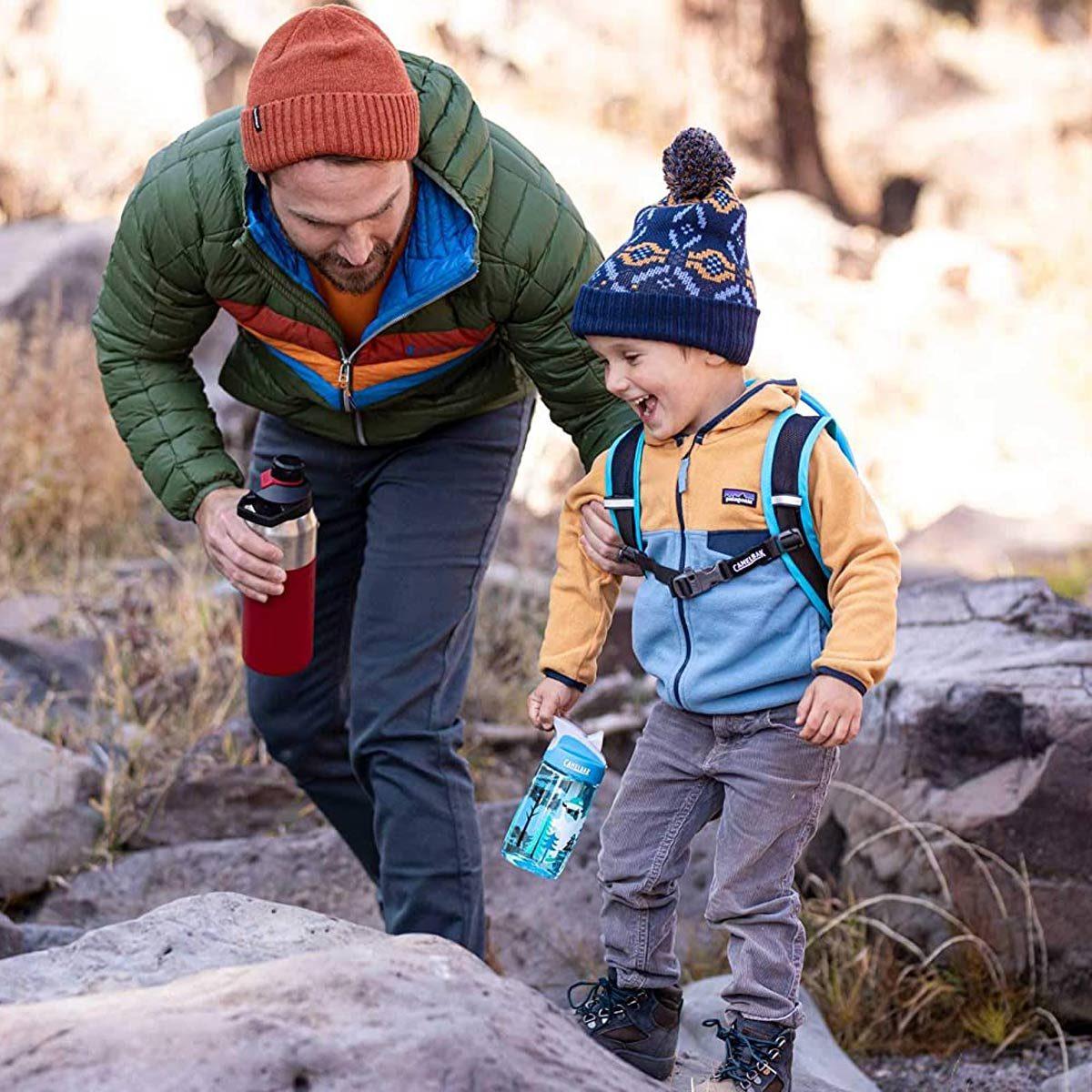 kids camelbak water bottle