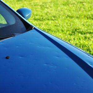 Can I Fix Hail Damage to My Car?