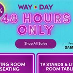 Get Up to 80 Percent Off and Free Shipping During Wayfair's Way Day 2020 Sale