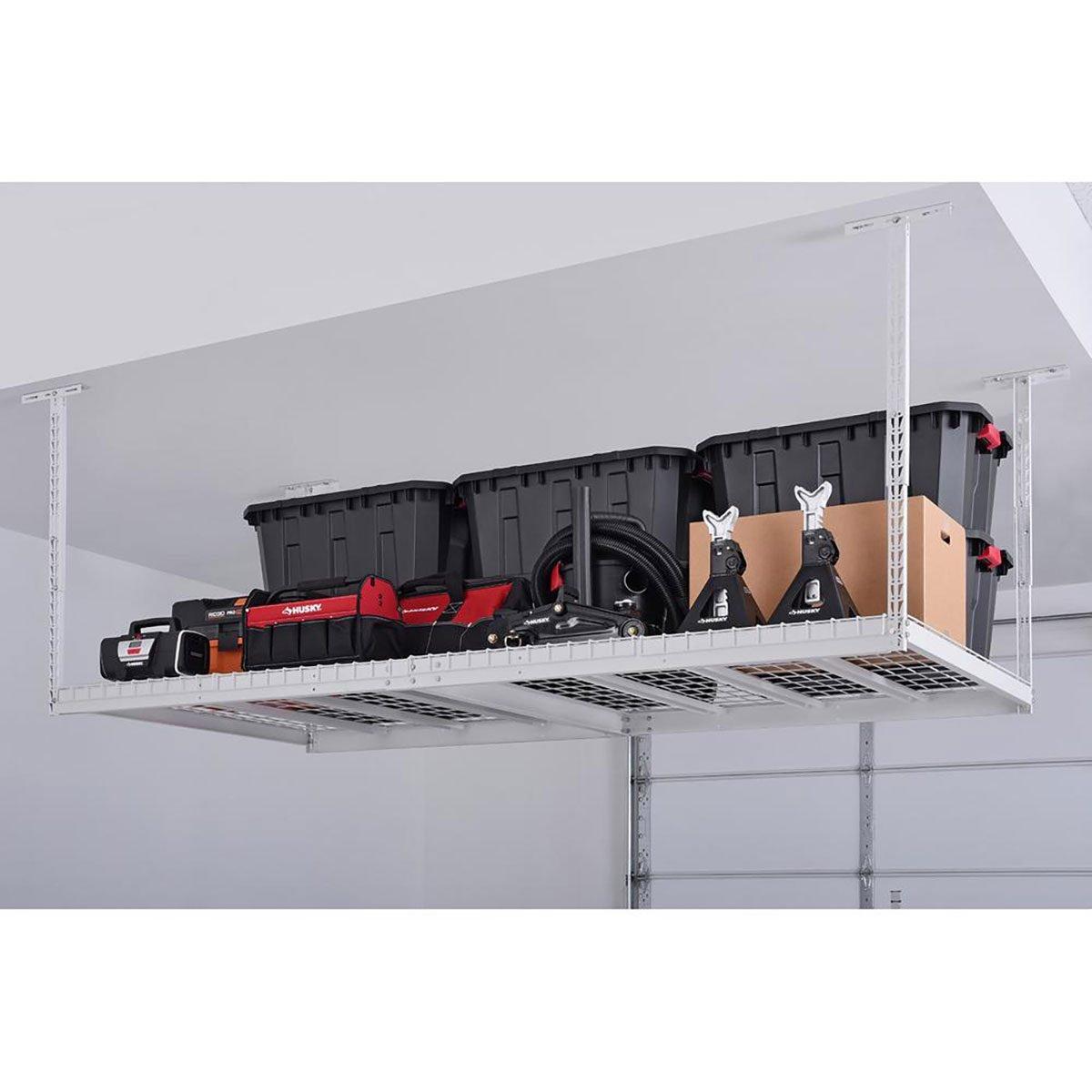 Ceiling shelf