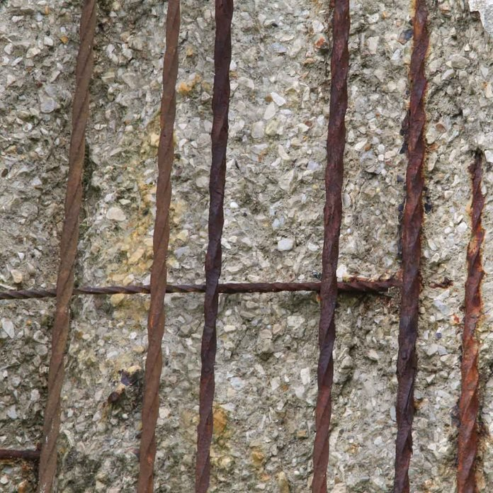 Cement reinforcing bars